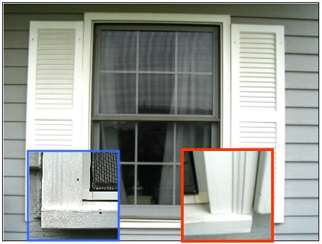 similiar brick window trim keywords